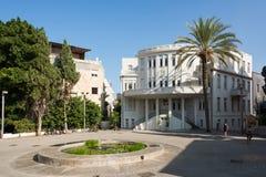 Beit Ha'ir in Tel Aviv Stock Photo