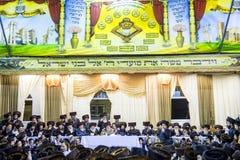 Beit Hashoeivah di Simchat fotografia stock
