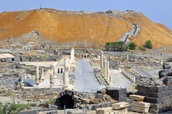 Beit She'an National Park Royalty Free Stock Photography