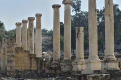 Beit She'an National Park Stock Photography