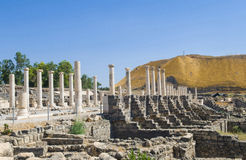 Beit Shean Stock Photos