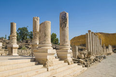 Beit Shean Royalty Free Stock Photos