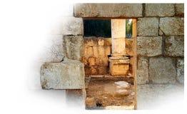 Beit Shean Royaltyfri Bild