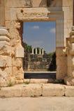 Beit-Shean antigo. Fotos de Stock