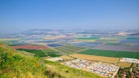 Beit Shean Valley, Israel Stockbild