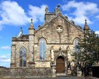 Beith församlingkyrka, ayrshire Skottland Arkivbild