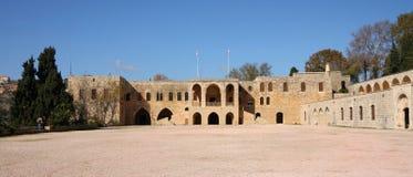 beitiddine黎巴嫩宫殿 库存图片