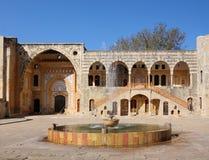 Beitiddine Brunnen, der Libanon Stockfoto