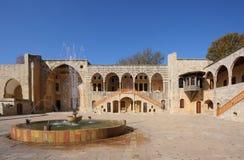 Beitiddine, der Libanon Stockbild