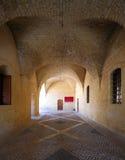 Beitiddine Hallway, Lebanon Royalty Free Stock Image