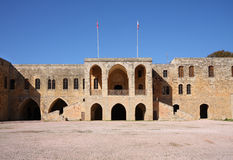 Beitiddine Palace, Lebanon Royalty Free Stock Image