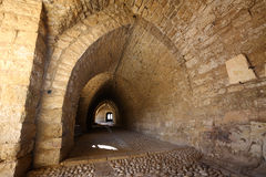 beitiddinelebanon slott Royaltyfri Fotografi