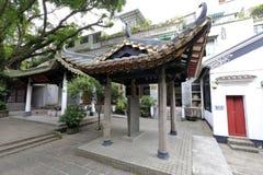 Beiting antico della moschea del huaisheng Fotografie Stock