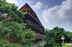 Beitou Library Royalty Free Stock Image