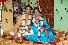 Beitrags-Hochzeits-Rituale Lizenzfreie Stockfotos