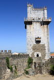 Beja城堡  免版税库存照片