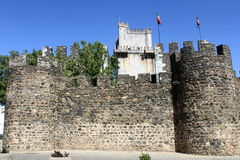 Beja城堡  免版税库存图片