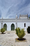 Beja, Alentejo, Portugal. Traditional architecture Royalty Free Stock Photo