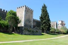 Beja kasztel, Portugalia Obraz Royalty Free