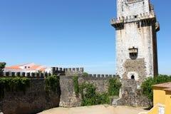Beja kasztel, Portugalia Zdjęcie Stock