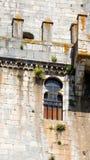 Beja kasztel, Portugalia Zdjęcia Royalty Free