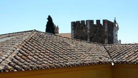 Beja kasztel, Portugalia Obraz Stock