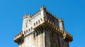 Beja kasztel, Portugalia Fotografia Stock