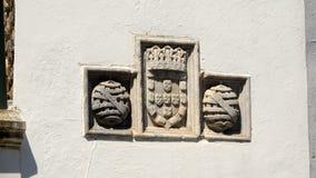 Beja kasztel, Portugalia Obrazy Royalty Free