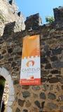 Beja-Schloss, Portugal lizenzfreies stockbild