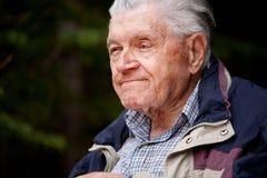 Bejaarde stock afbeeldingen