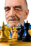 Bejaarden Royalty-vrije Stock Afbeeldingen