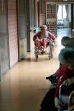 Bejaarden Royalty-vrije Stock Foto