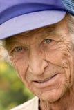 Bejaarden de man Stock Afbeelding