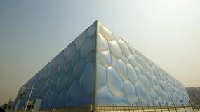 bejing vatten för kub s Arkivbild