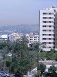 Bejrut panoram natury El remmaneh Ain chiah fotografia royalty free