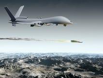 Bekämpfen Sie Drohne Stockbilder