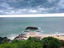 Bekal Fort Sea Royalty Free Stock Photo