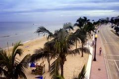 Bekijk A1A Voet Lauderdale Stock Fotografie