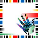Bekijk de Hand Stock Foto's