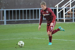 Bekim Balaj - Sparta Prague Stock Photo