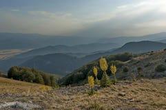 Beklemeto-Bereich, Balkan-Berg Lizenzfreies Stockfoto