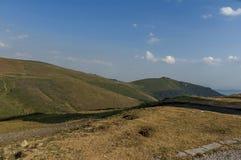 Beklemeto-Bereich, Balkan-Berg Stockfotografie