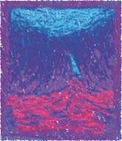 Beklimming (vector) Royalty-vrije Stock Foto