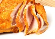 bekonowy kurczak zdjęcia stock