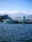 bekymmersamt isberg Arkivfoton