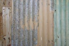 Bekymrad metallbakgrund arkivfoton