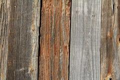 Bekymrade Wood Testure Arkivfoton