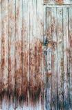 Bekymrat ridit ut trä arkivfoton