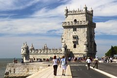 Belém tower Stock Image