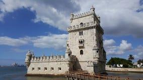 Belém塔 免版税库存照片